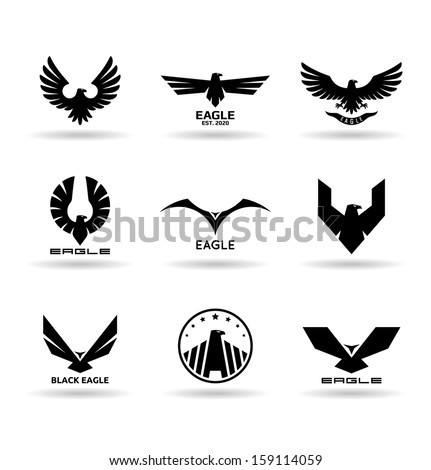 stock-vector-eagles