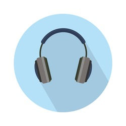earphone icon - From Multimedia, Camera and Photography icons set