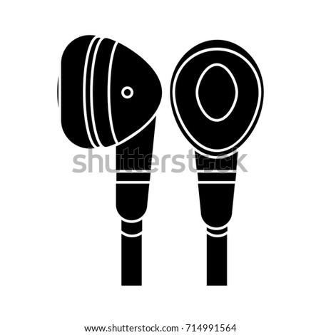 earphones wire icon