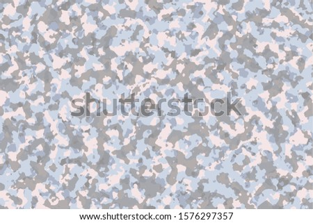 earth color camouflage  blue