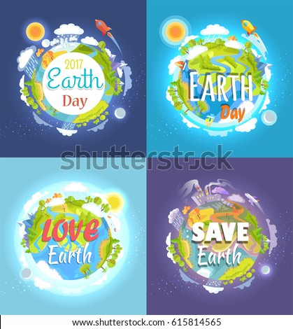 earth day 2017 advertising and