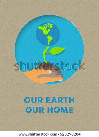 earth day illustration for
