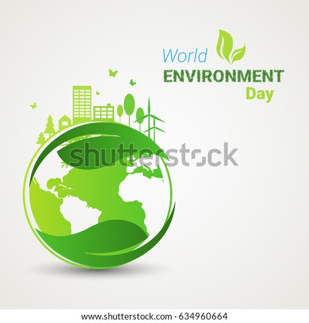 earth green city world