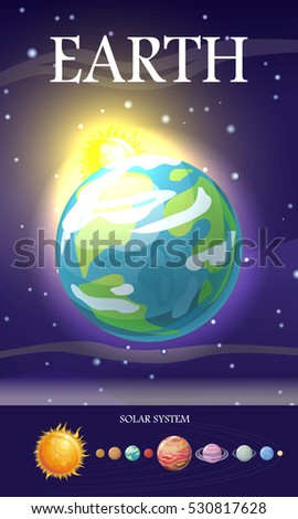 earth planet third planet from