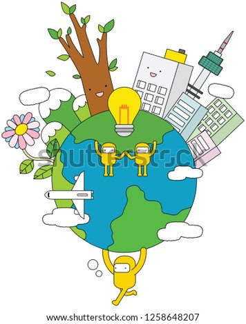 earth's environment and
