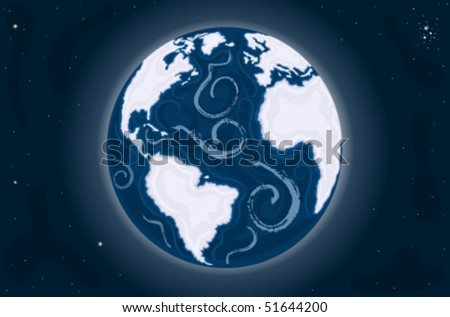 earth   the blue marble  our