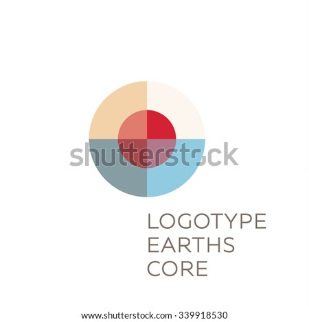 earths crust the core section