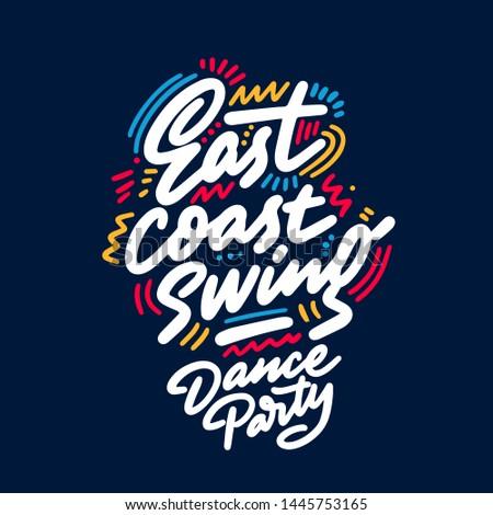 east coast swing dance party