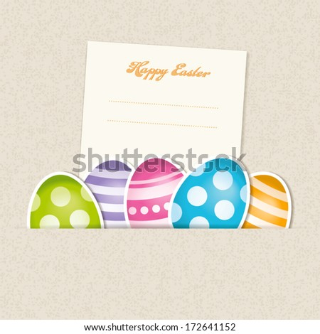 easter card #172641152