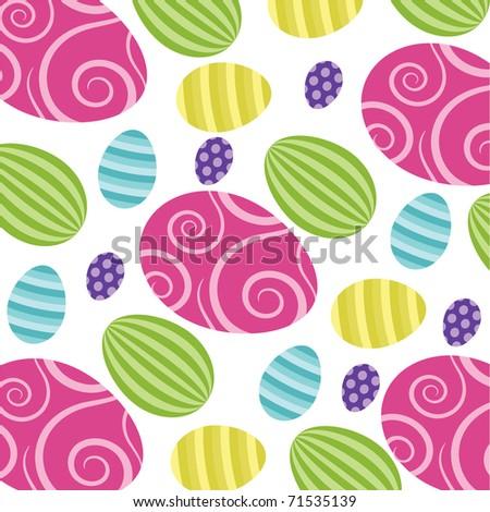 Easter Backgrounds on Easter Egg Vector Backgrounds    71535139   Shutterstock