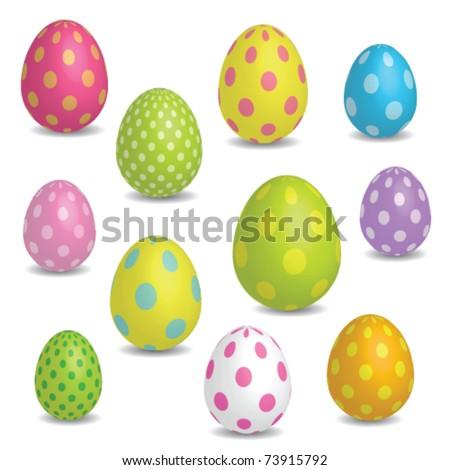 stock-vector-easter-eggs