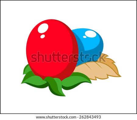 Easter eggs, easter egg, easter rabbit, holidays easter