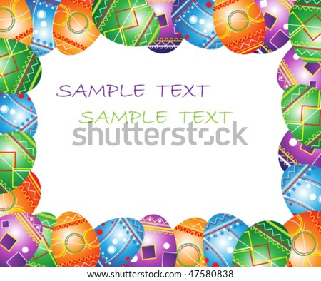 Free Easter Frames
