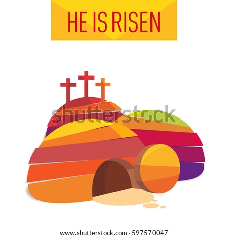 easter resurrection cave jesus