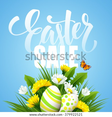 easter  sale  easter card