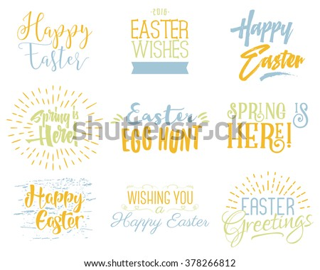 easter wishes overlays