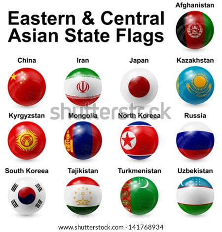 eastern and central asian state