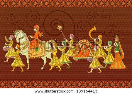Indian Wedding Cards Download Free Vector Art Graphics – Traditional Indian Wedding Invitations