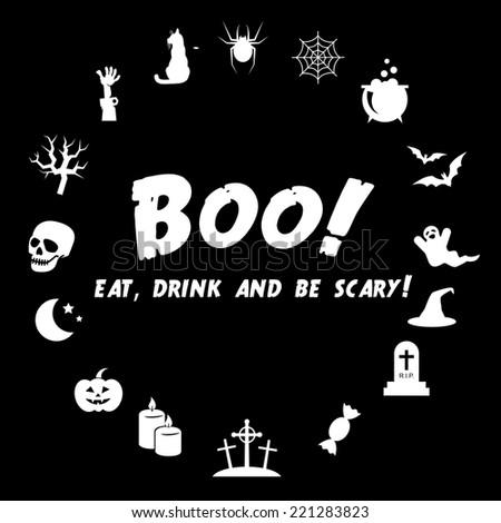 halloween free scary pumpkin free vector in adobe illustrator ai