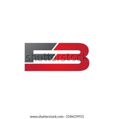 EB E3 company group linked letter logo