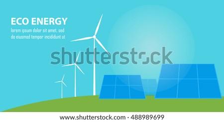 Wind Turbine Natural Resources - Download Free Vectors