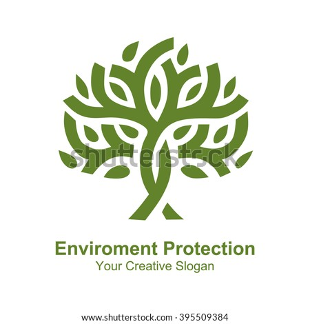 eco enviroment protection icon