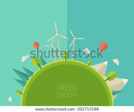 eco friendly  green energy