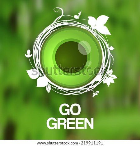 eco green eye eco friendly