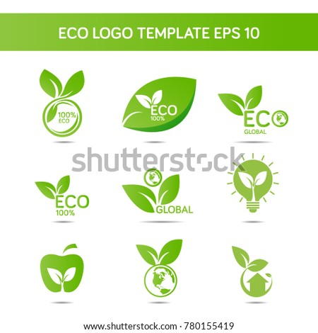 eco life sticker