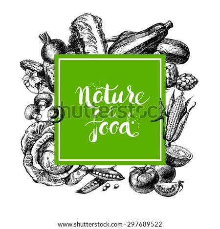 eco natural food menu