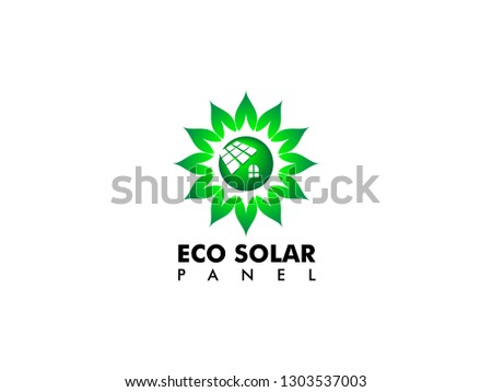 Sun And Leaves Logo - Download Free Vectors, Clipart