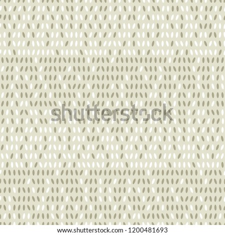 Eco style simple rise seamless pattern for background, wrapping paper, fabric, surface design