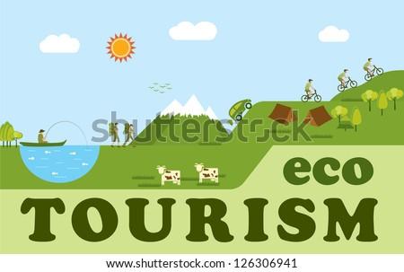 Eco tourism, think green