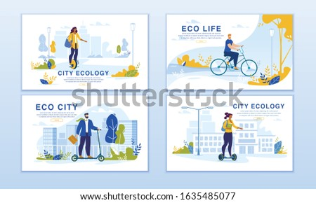 ecological city smart dwellers