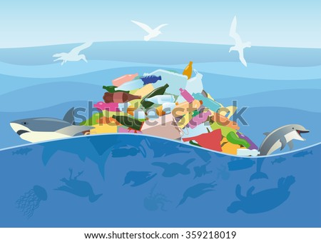 ecological disaster of plastic