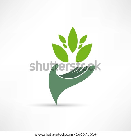 ecological environment icon