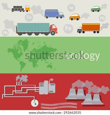 ecology and pollution of the
