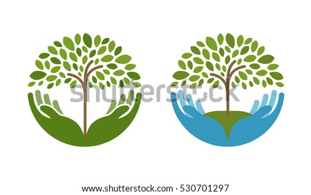 Organic Plant Logos - Download Free Vector Art, Stock Graphics & Images
