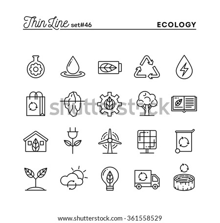 ecology  nature  clean energy
