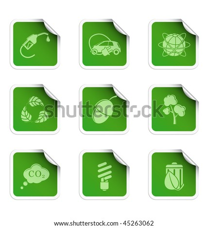 Ecology stickers 3