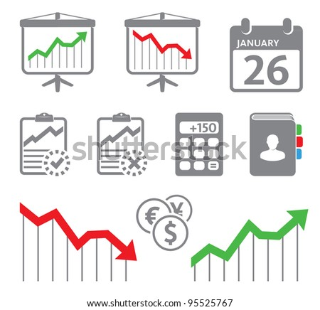 Economic icons