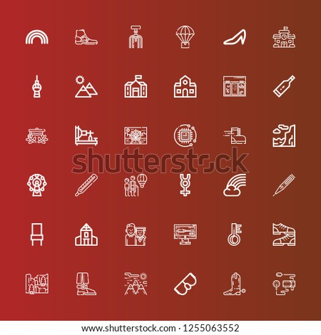 editable 36 high icons for web