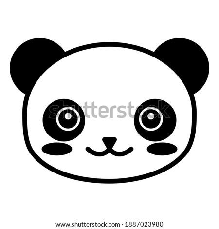 editable line  stroke  panda