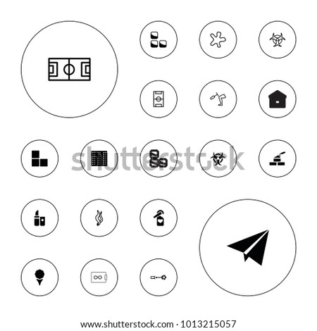 editable vector texture icons