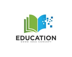 Education and Graduation Logo Design Vector