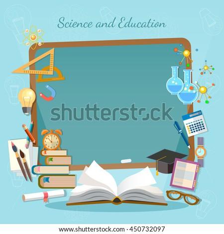 education background...