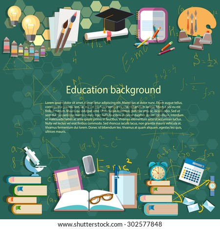 education background  math