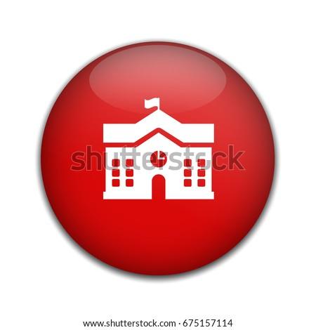 education building icon