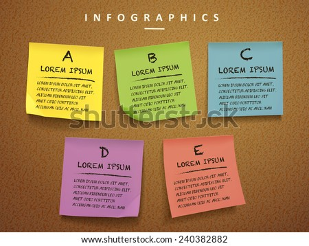 education concept infographic