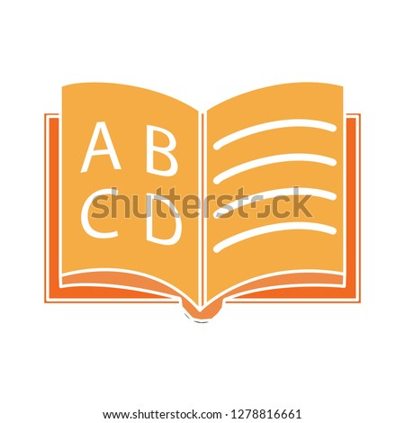 education exam icon-school illustration-notebook vector-literature isolated-bookmark icon-notebook illustration